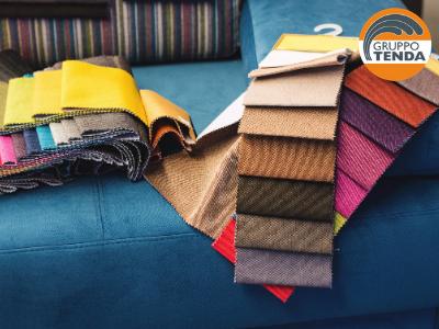 Come scegliere i tessuti delle tende da sole